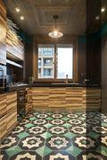 70平米东南亚风格厨房设计图