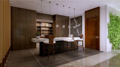140平米别墅混搭风格储藏室图