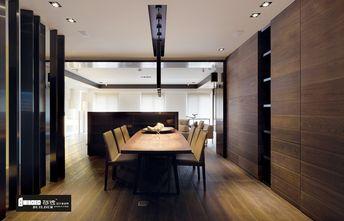 20万以上140平米四室五厅现代简约风格餐厅图片