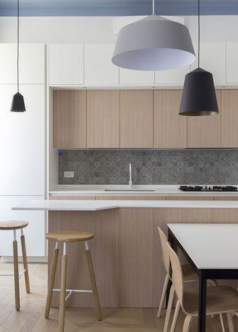 30平米以下超小户型混搭风格厨房图片