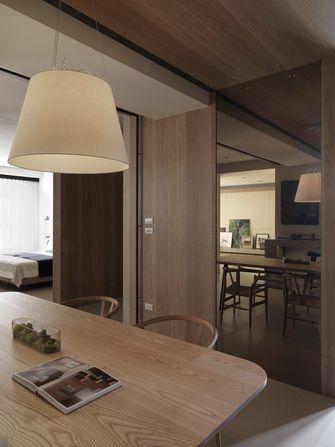 140平米复式现代简约风格餐厅欣赏图