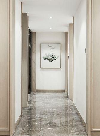 110平米三室两厅现代简约风格走廊图