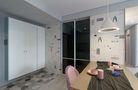 60平米公寓宜家风格餐厅图片大全