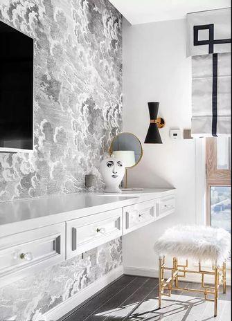 130平米三室一厅法式风格梳妆台装修案例