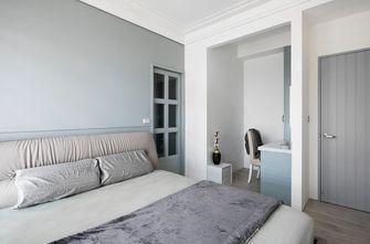 60平米公寓法式风格卧室欣赏图