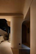 140平米其他风格楼梯间图