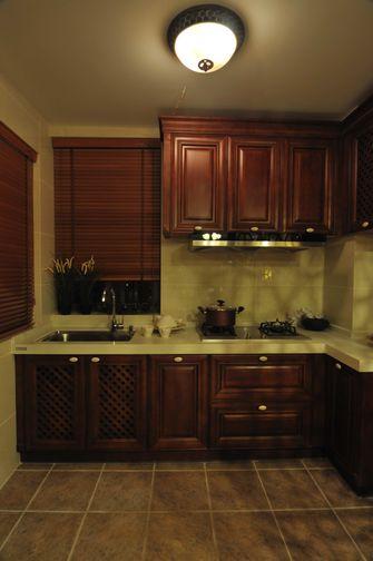 120平米三室两厅东南亚风格厨房设计图