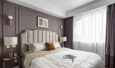 120平米三室两厅东南亚风格卧室装修案例