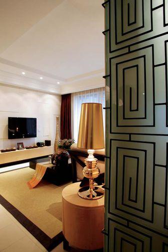 110平米三室两厅东南亚风格客厅欣赏图