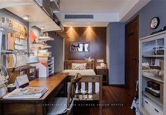 60平米公寓日式风格儿童房设计图
