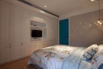 60平米一居室混搭风格卧室装修案例