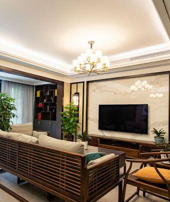 140平米复式中式风格客厅欣赏图
