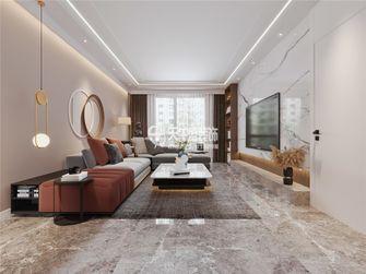 140平米三室一厅其他风格客厅图片