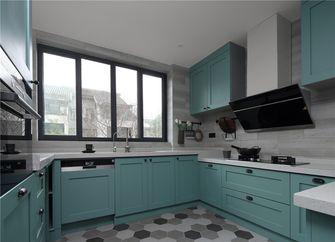 140平米三室一厅中式风格厨房装修效果图