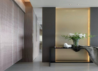 140平米三室两厅现代简约风格其他区域欣赏图