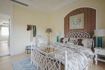 140平米复式地中海风格卧室装修效果图
