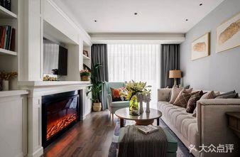 90平米其他风格客厅设计图