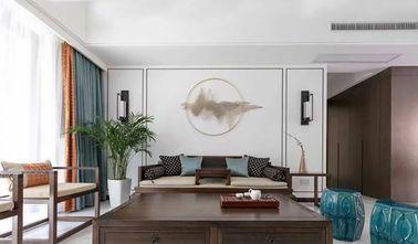 100平米公寓欧式风格客厅图