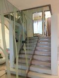 10-15万70平米田园风格楼梯效果图