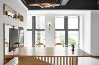 100平米欧式风格餐厅装修图片大全