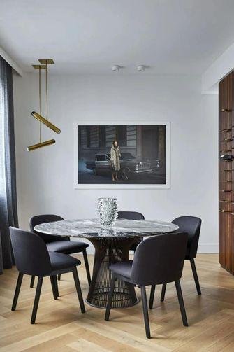 140平米混搭风格餐厅装修效果图