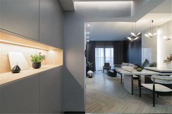 70平米一室一厅现代简约风格健身室图