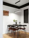 100平米三室一厅宜家风格餐厅图片