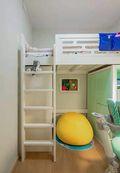 50平米公寓日式风格儿童房装修效果图