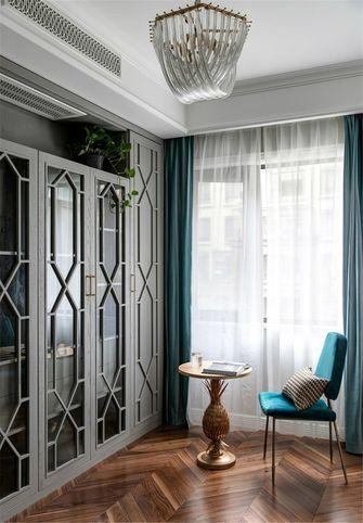 140平米四室两厅美式风格衣帽间效果图
