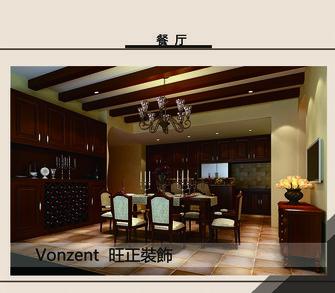 经济型90平米三室五厅欧式风格客厅图