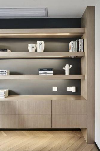 140平米复式北欧风格书房装修效果图