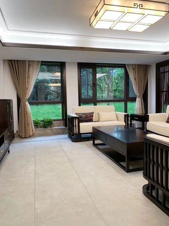 100平米四室一厅新古典风格客厅图片