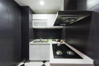 140平米三室五厅新古典风格厨房装修图片大全