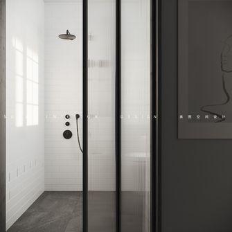60平米公寓日式风格卫生间装修案例