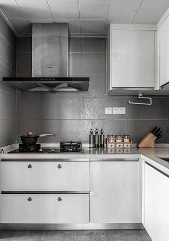 130平米三现代简约风格厨房装修案例