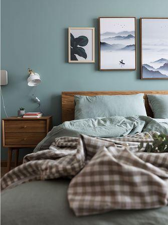 100平米三室五厅北欧风格卧室图