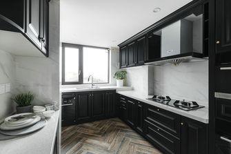 140平米四室两厅混搭风格厨房图片大全