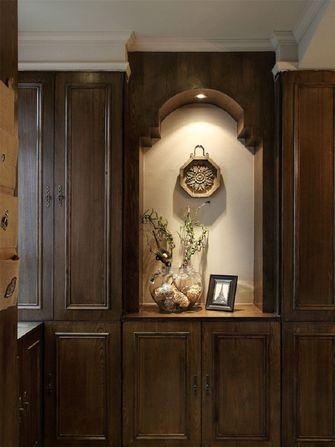 富裕型90平米三室一厅法式风格玄关欣赏图