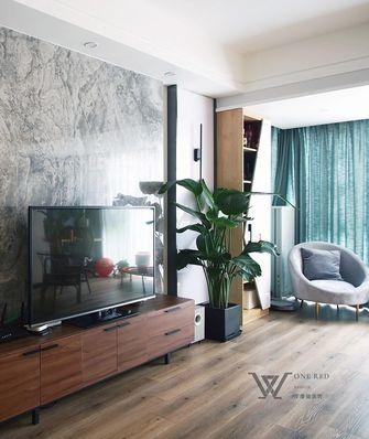 140平米四室四厅现代简约风格阳台图片大全