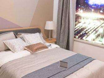 50平米小户型欧式风格卧室装修效果图