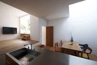 80平米复式日式风格厨房图片大全