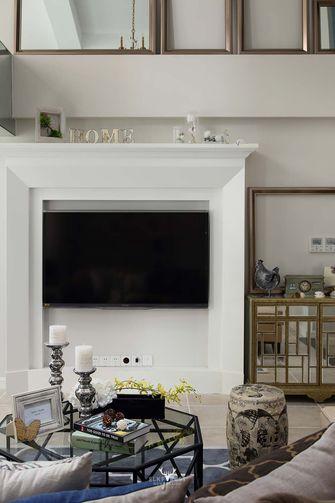 140平米四室三厅现代简约风格客厅效果图