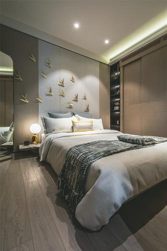 70平米一室两厅日式风格卧室效果图
