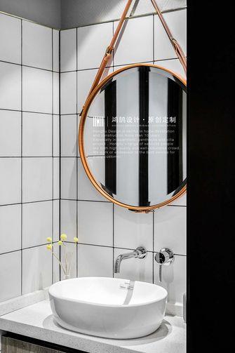 100平米三室两厅北欧风格卫生间装修效果图
