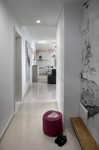 60平米公寓现代简约风格走廊效果图