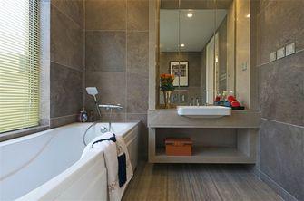 140平米四美式风格卫生间设计图