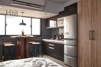 经济型40平米小户型英伦风格厨房效果图
