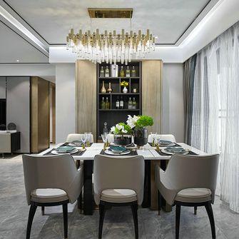 30平米小户型东南亚风格餐厅装修图片大全