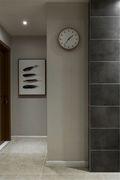 100平米三室两厅日式风格玄关装修效果图