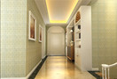 15-20万120平米现代简约风格楼梯图
